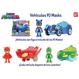 Vehículos pj masks - 02524575