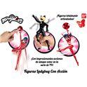 Figuras ladybug con acción - 02539730