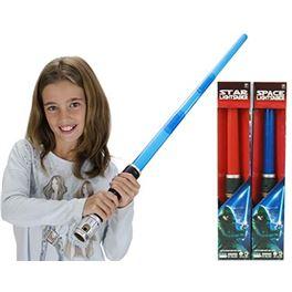 Espada espacial con luz y sonido 47 cm - 87860480