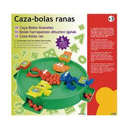 Caza-bolas ranas - 99815674