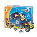 Set construcción vehiculo 99 pzas - 87884176