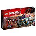 Ninjago- carrera callejera del jaguar-serpiente - 22570639