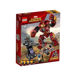 Super heroes- incursión demoledora del hulkbuster - 22576104