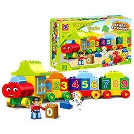 El tren de los números - 87864142