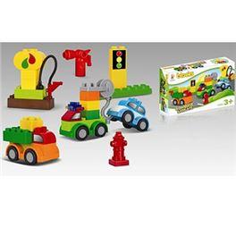Bloques 37 pzas vehículos - 87822299