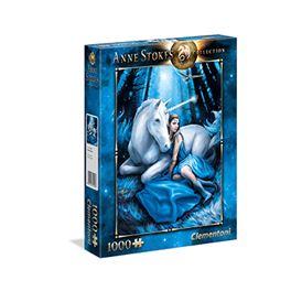 1000 piezas anne stokes blue moon - 06639462
