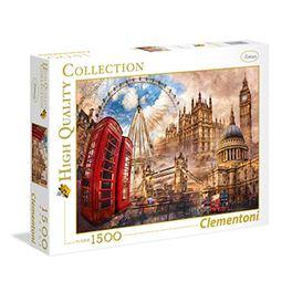 1500 pzas vintage london - 06631807