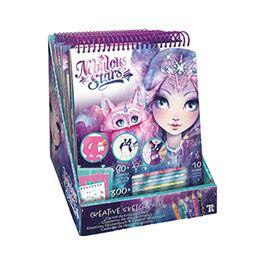 Surtido cuaderno creativo (2+2+2) - 04017743