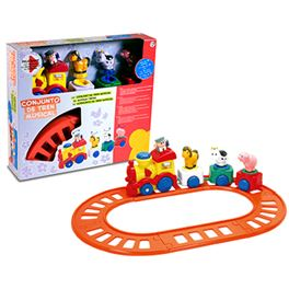 Conjunto tren musical - 99868001