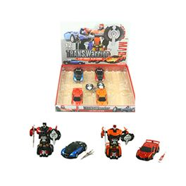 Vehiculo transformable 2 stdos - 87879977