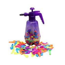 Inflador de globos de agua c/globos - 87869601