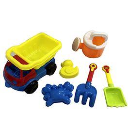 Camión 34 cm 5 piezas para la arena - 87843521