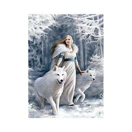 Anne stokes 1000 piezas winter guardians - 06639477