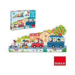 Puzzle xxl vehiculos - 09553428