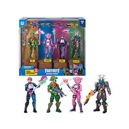 Fnt- 4 figures pack (squad mode core figure pack a - 23300623
