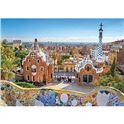 1000 vista de barcelona desde el parque güell - 04017966