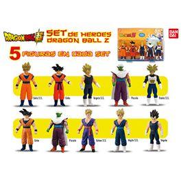 Set de héroes dragon ball z - 02534500