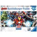 200 pz. xxl avengers panorama - 26912737