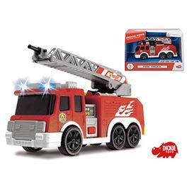 Action series- camión de bomberos, 15 cm - 33302002