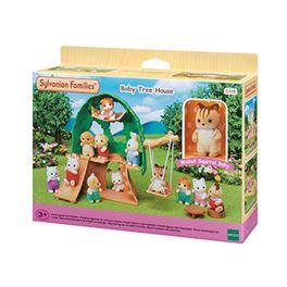 Casa del árbol para bebés - 28905318