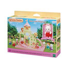 Parque infantil castillo de bebés - 28905319