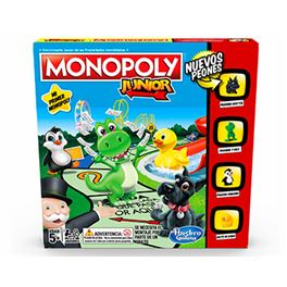 Monopoly junior - 25555760