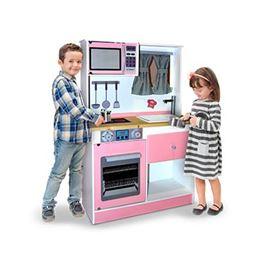 Cocina lacada madera pequeña - 35899716