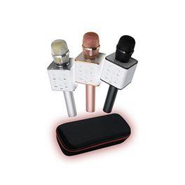 Micro karaoke bluetooh con funda 3 colores - 89700181