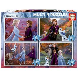 Multi 4 frozen 2 50-80-100-150 - 04018640