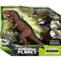 Dinosaurio caminador 30 cm c/luz y sonido - 87815738